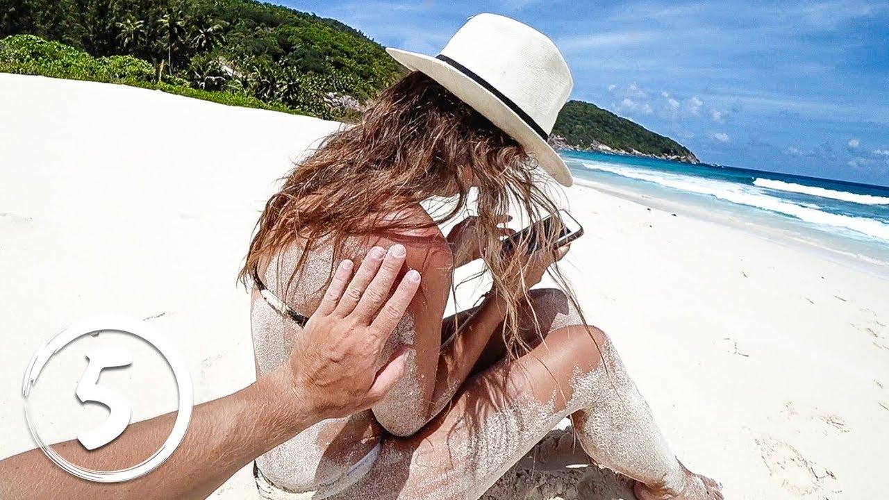 Это Сейшелы, детка! Шок от красоты. Лучшие пляжи острова Маэ