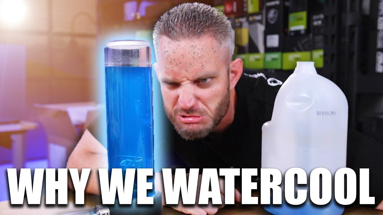 Download THIS is why you should Watercool your PC!