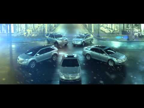 2011 Ford Lincoln MKZ Christmas Wishlist Commercial