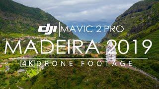 Gambar cover Madeira 2019 4K 10bit Dji Mavic 2 Pro Cinematic Drone Footage