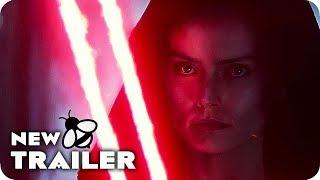 STAR WARS 9 RISE OF SKYWALKER Trailer 2 (2019) Star Wars Episode IX