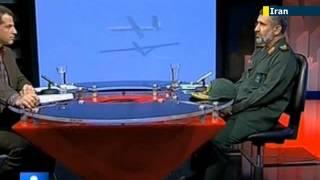Иран показал новый беспилотник «Шахид-129»