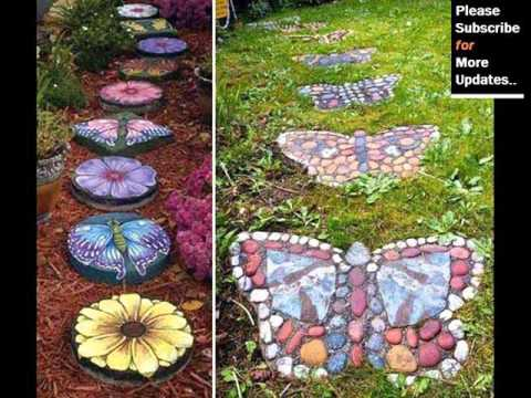 collection of garden decor with stones stone sculpture garden design ideas - Garden Design Using Stones