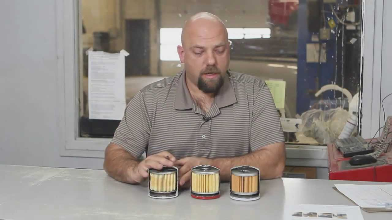 Oil Filters Whats The Difference Ford Facts With Rick Youtube Fuel Filter 2007 F150 Truck