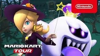 Mario Kart Tour - Halloween Tour Trailer