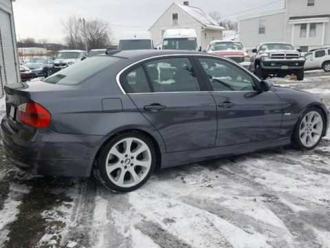 2006 BMW Series 3 330i FULLY LOADED NAV SPORT PACKAGE WE