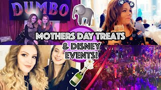 THE CUTEST MOTHERS DAY TREAT & THE BEST NIGHT WITH DISNEY *WTF*