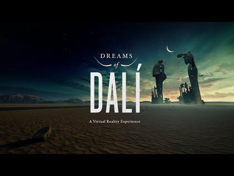Dreams of Dalí: a virtual reality experience