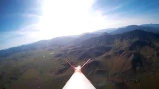 Zapętlaj Correcting the spin of a large rocket | Gary Hooper