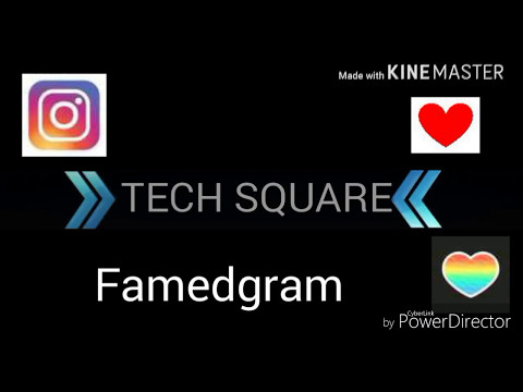 Famedgram Apk Download 2019