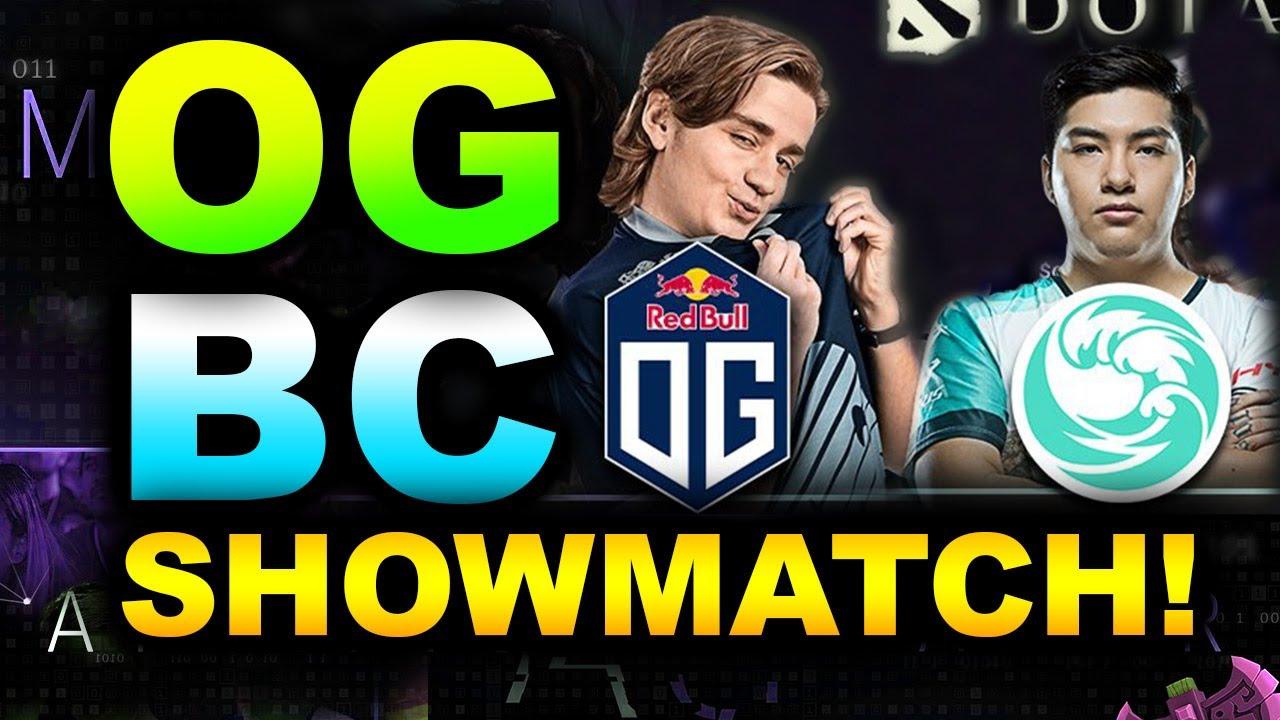 Download OG vs BEASTCOAST - SHOWMATCH - ARTIFICIAL GAMER DOTA 2