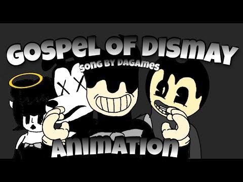 BATIM Animation Gospel of Dismay DAGames