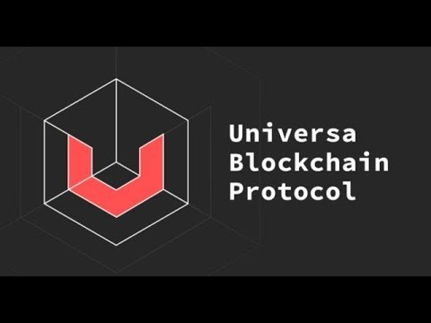 UNIVERSA BLOCKCHAIN -ENGLISH