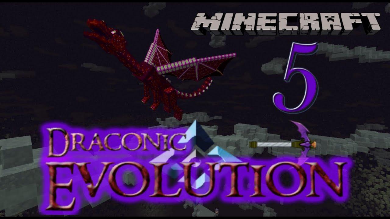 Minecraft draconic evolution resurrection stone