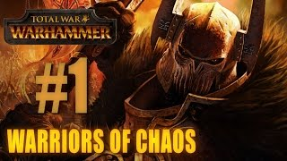 Скачать WARRIORS OF CHAOS CAMPAIGN Total War Warhammer 1