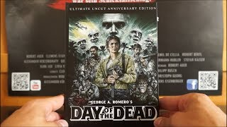 DAY OF THE DEAD (AT Blu-ray Mediabook Cover B) / Zockis Sammelsurium Nr. 571
