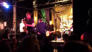 The Skadillacs op het Big Rivers Festival in Dordt