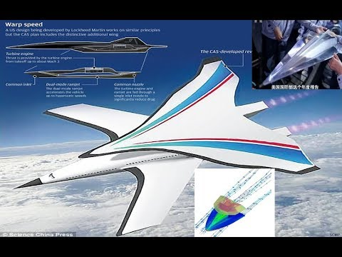 China's hypersonic heavy bomber plans revealed ,that could fly Beijing to New York in just 2 Hours