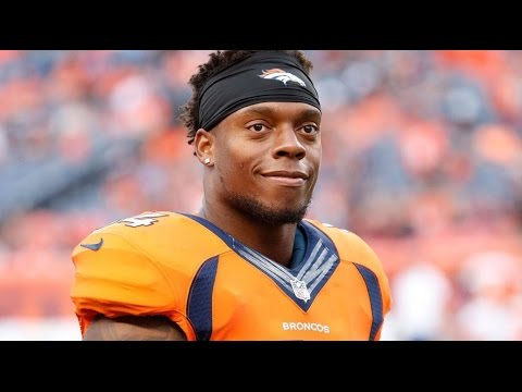 Broncos Brandon Marshall tries out Denver police shooting simulator