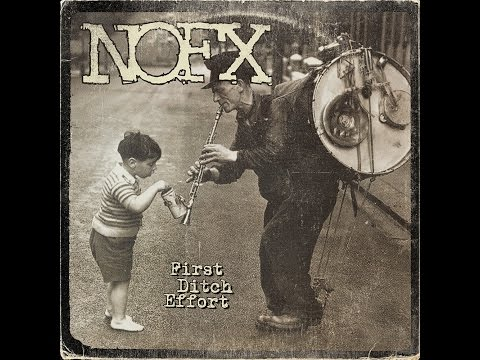 NOFX - I Don't Like Me Anymore (Alternative version w/lyrics)