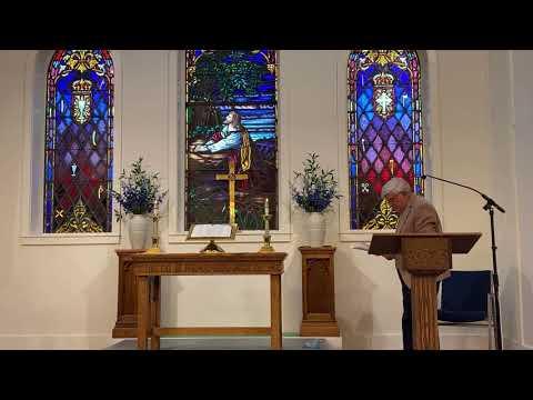 May 30th, 2021 - Church Service