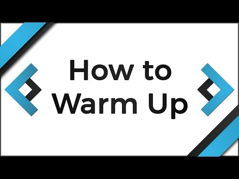 CSGO - How To Warm Up