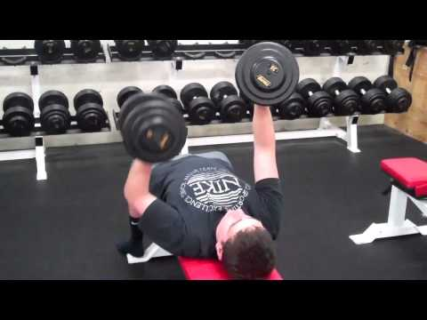 2012 Lakota East Golf – Winter Strength Training Highlights