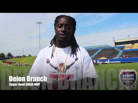 Deion Branch 9th Annual Skills And Drills Camp
