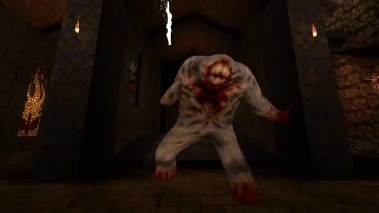 Quake 1 Shambler intro - YouTube Quake Shambler