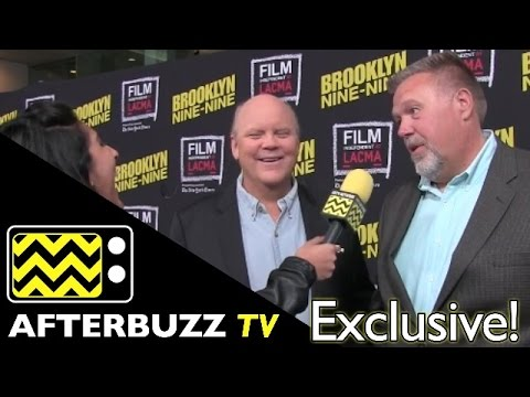 Dirk Blocker & Joel McKinnon Miller @ An Evening with Brooklyn NineNine  AfterBuzz TV