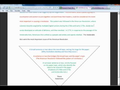 Видео Sample dbq essay global history