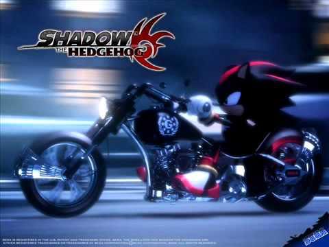 Shadow the Hedgehog Lost Track- Broken (Extended)