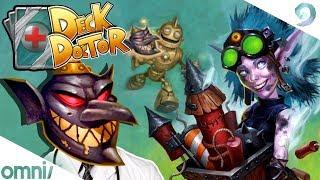 Deck Doctor w/ Firebat: Even Hunter