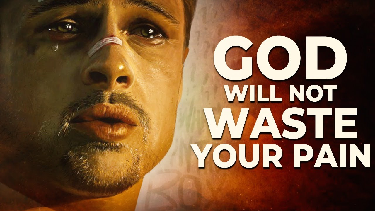 14 Minutes That Will Change Your Life - God Will Not Waste Your Pain