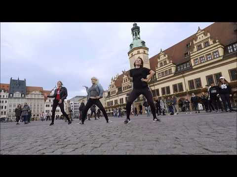 Kpop Random Dance Leipzig/Germany 4.11.2017 #2