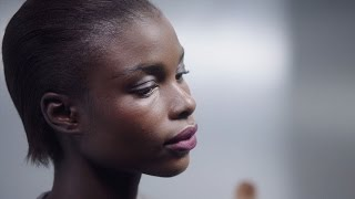 How-To: Strobing For Dark Skin with Romero Jennings I MAC Tutorial