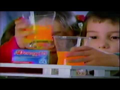 Comercial Aderogyl 2004 (México)