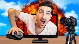 עזבתי את המחשב ! | TNT