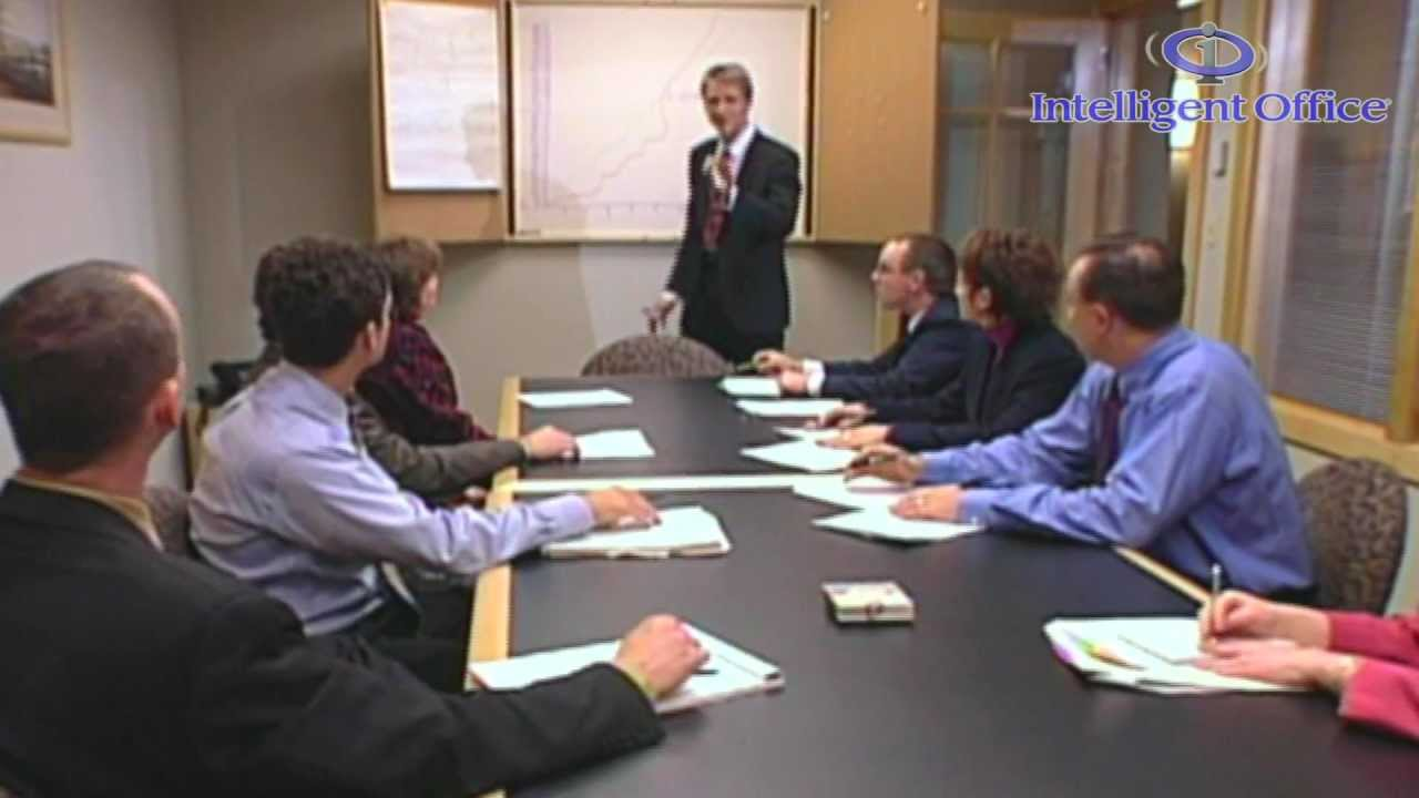 Virtual Office Video About Virtual Office Meeting Space
