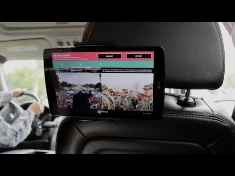 TripCam - Rideshare Tablet for the Best Uber/Lyft Experience