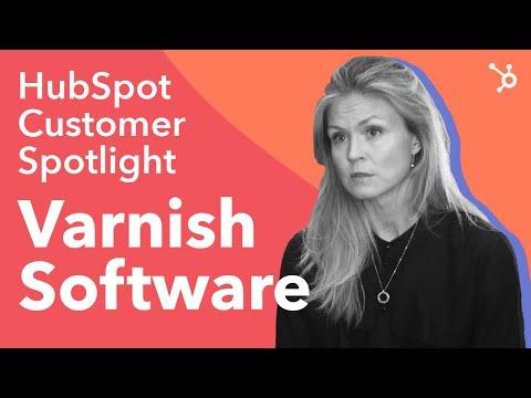 HubSpot Customer Spotlight: Varnish Software