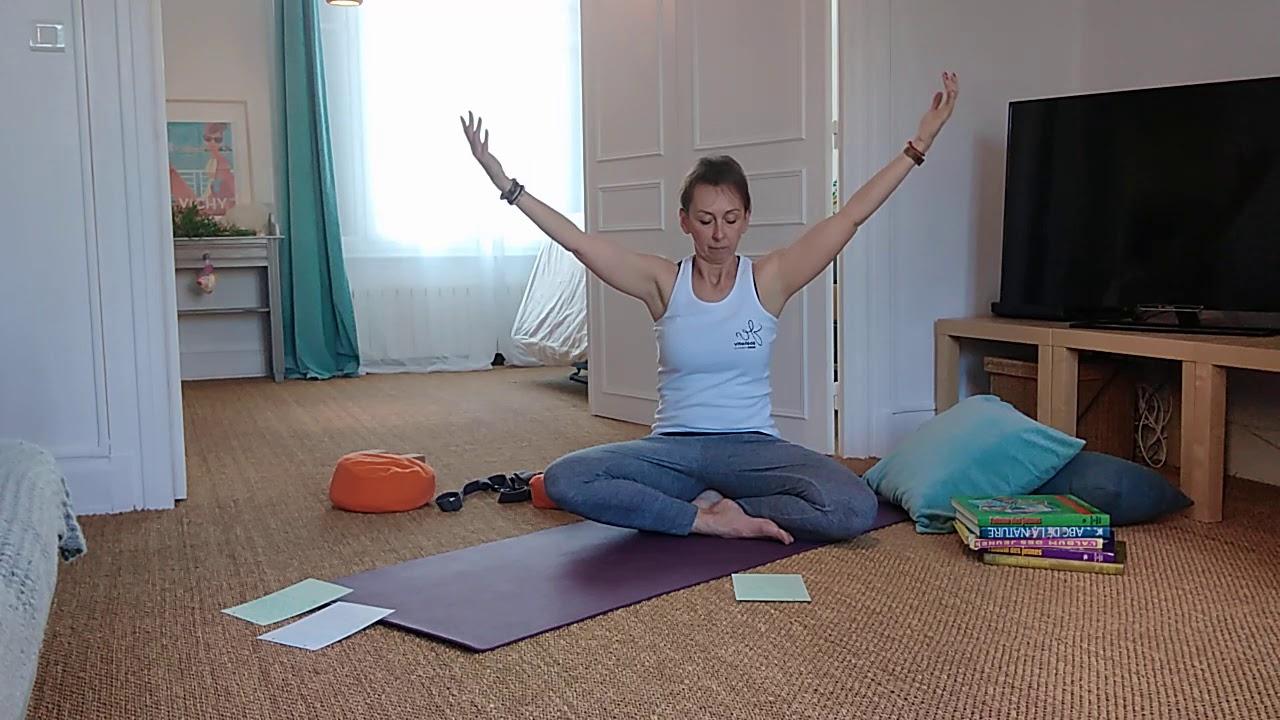 [Sport Santé Chez Soi] Séance n°3 : Initiez-vous au Yoga avec la FFEPGV