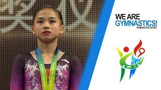 2019 Zhaoqing Artistic Gymnastics Challenge Cup – Highlights Women's competition
