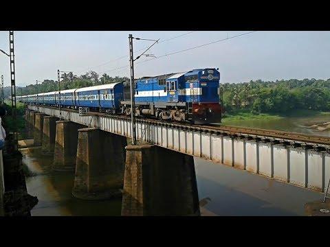 Cannanore Express cruises Nila invades Malabar