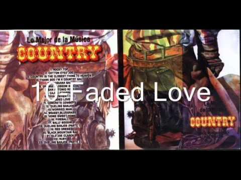 lo mejor de la musica country MF RS