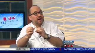 La Entrevista El Noticiero Televen - Primera Emisión - Jueves 20-04-2017
