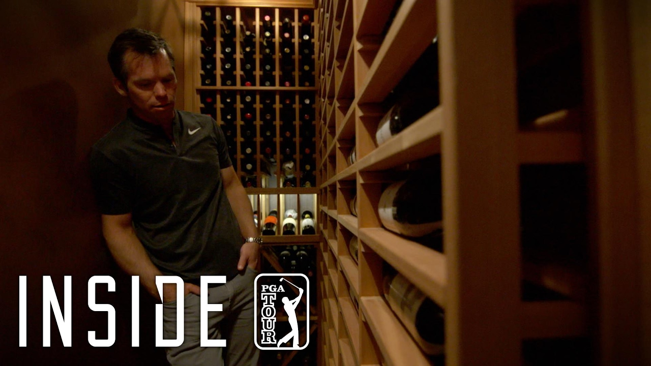 Paul Casey: Wine cellaring - YouTube