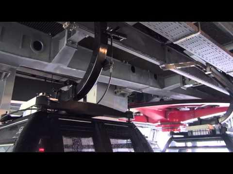 Singapore Cable Car 2013 - Part 1