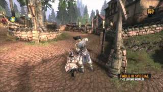 Fable 3 Special The Living World of Albion in High Definition -- G4tv
