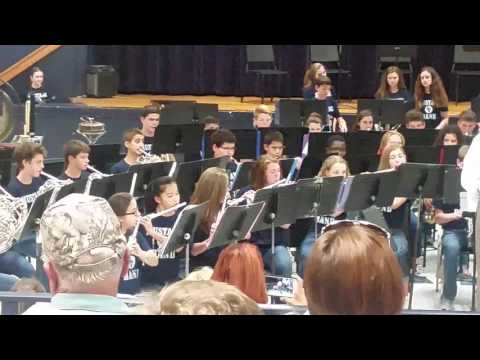 Smithson Valley Middle School 2017 Spring Concert